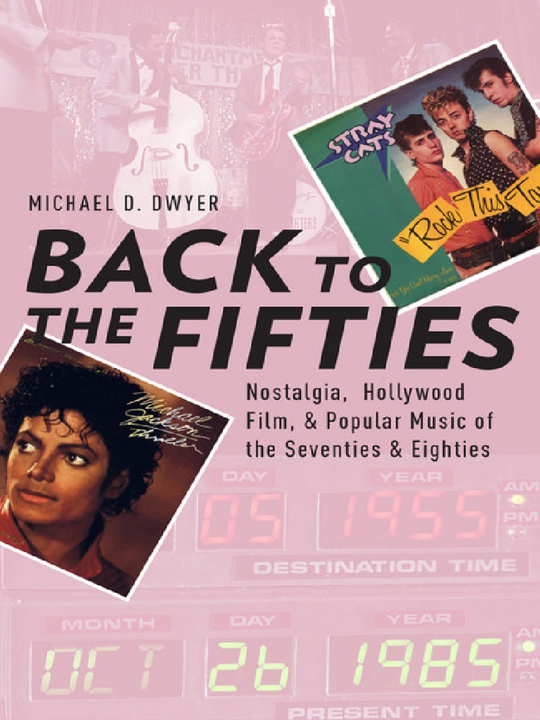 Back to the fifties | Nostalgia | Pop Music