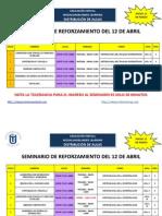 LIMA Telesup Seminarios 2015