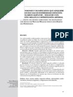 Domensiones y Significados Del Conocimiento y Prácticas de La Medicina Mapuche Williche