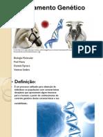 Melhoramento Genético Animal apresentação
