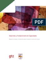 Desarrollo y Fortalecimiento de Capacidades