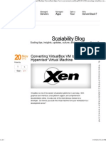 Converting VirtualBox VM to a Xen Hypervisor Virtual Machine _ ServerStack