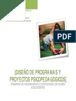 Programa de Asesoramiento e Intervención Con Padres Adolescentes