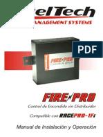 FirePRO v24 Esp
