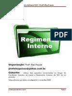 100 Questões - Regimento Interno Trt Mg