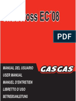 Gasgas ec 2008 Manual
