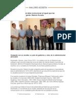 29-06-15 Gobierno Municipal Debe Evolucionar Al Igual Que Las Necesidades de La Gente