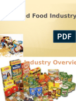 Packaged Food Industry