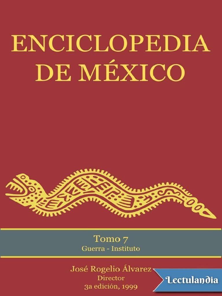 Enciclopedia de Mexico