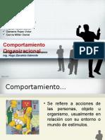 Exposicion Comportamiento Organizacional