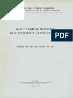 Dati e cenni su materiali dell'Artiglieria Austro-Ungarica - Obice da Cm. 10 Camp. M.99