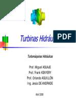 5.-Turbinas Hidráulicas. Turbinas Pelton