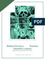 Bulimia Nerviosa y Trastorno Dismórfico Corporal
