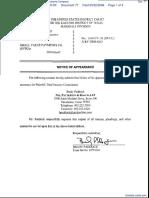 Datatreasury Corporation v. Small Value Payments Company - Document No. 77