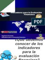 Diapositiva - Indicadores Para La Evalucacion Financiera