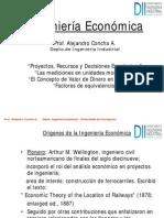 Ing Economica y Mat Financiera