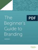Beginners Guide to Branding