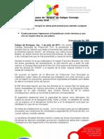 """01-07-2011 Saldo blanco por paso de """"Arlene"""" en Xalapa"""