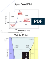 Triple Point Plot