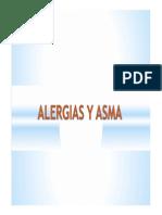 alergias y alarmas
