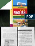 35 BCS Professor English