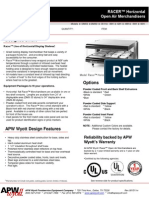APW DMXS-DMXD Merchandiser