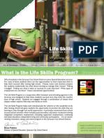 Arc of Onondaga Life Skills Program Marketing Booklet