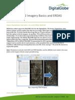 WorldView2 Basics and ERDAS IMAGINE