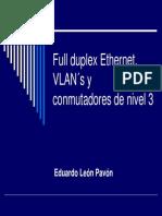 Conmutacion Ethernet Sesion2