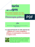 fitoterapia psihocauzala