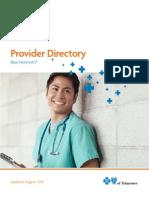 BCBS Network P Directory