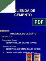 Molienda de Cemento SL
