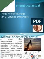 Matriz Energética Actual