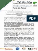 37.- Meritorio Bronce en El Andaluz Minibasket y Buenas Noticias en La Gala Fab