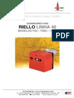 Queimador Forno Linha40 Fs5 8c 20