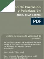 Velocidad de Corrosión y Polarización