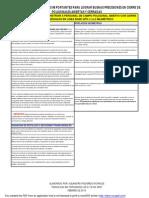 Procedimientos y Recomendaciones Buenos Resultados Cierre de Poligonales Topograficas