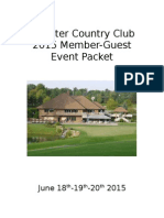 2015 member guest packet