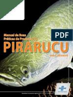 Manual de Boas Prática Manejo de Pirarucu - SEBRAE