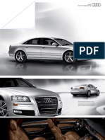 Audi A8 2010 Misc Documents-Brochure