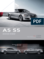 Audi S5 2012 Misc Documents-Brochure