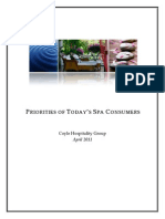 Coyle Global Spa Report 2011