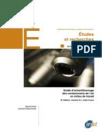 Guide Échantillonage d'Air T-06