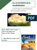 la Mondialisation Du Sahara