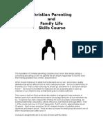 Christian Parenting & Family Life Skills Manual (2)