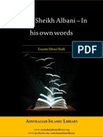 Life And Works Of Sheikh Nasir Ud Din Albani || Australian Islamic Library || www.australianislamiclibrary.org