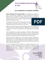 05-07-2011 DIF Xalapa refrenda su compromiso con la población vulnerable