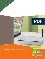Siemens SX763 manual