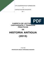 Historia Antigua Tomo I