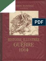Hanotaux - Histoire Illustree de La Guerre de 1914 Тome 8